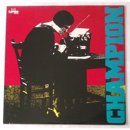 Виниловые пластинки  Champion – Champion / AW-1005 в Vinyl Play магазин LP и CD  05571
