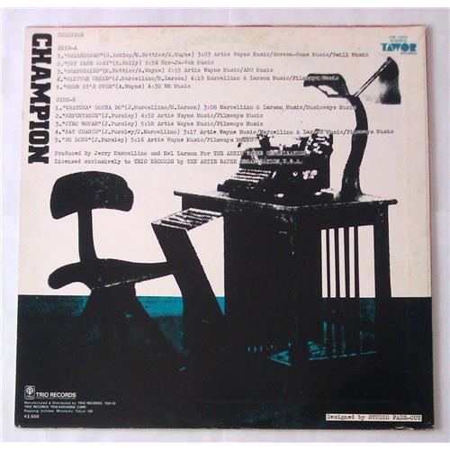 Картинка  Виниловые пластинки  Champion – Champion / AW-1005 в  Vinyl Play магазин LP и CD   05571 1