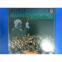 Charles Munch, Orchestre De Paris – Brahms: Symphony No.1 / AA-8355