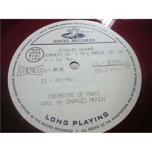 Картинка  Виниловые пластинки  Charles Munch, Orchestre De Paris – Brahms: Symphony No.1 / AA-8355 в  Vinyl Play магазин LP и CD   03280 3