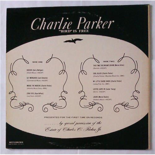 Картинка  Виниловые пластинки  Charlie Parker – 'Bird' Is Free / IGJ-50012 в  Vinyl Play магазин LP и CD   04603 1