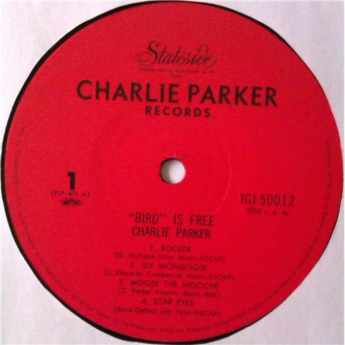 Картинка  Виниловые пластинки  Charlie Parker – 'Bird' Is Free / IGJ-50012 в  Vinyl Play магазин LP и CD   04603 3