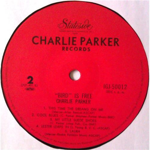 Картинка  Виниловые пластинки  Charlie Parker – 'Bird' Is Free / IGJ-50012 в  Vinyl Play магазин LP и CD   04603 4