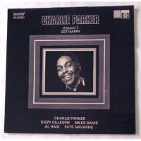 Charlie Parker – Volume 7: Get Happy / SAGA 6912