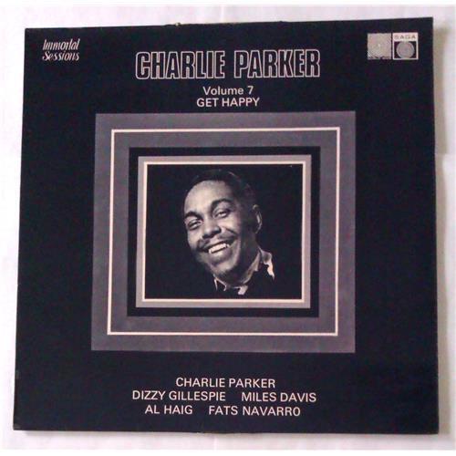 Виниловые пластинки  Charlie Parker – Volume 7: Get Happy / SAGA 6912 в Vinyl Play магазин LP и CD  04604