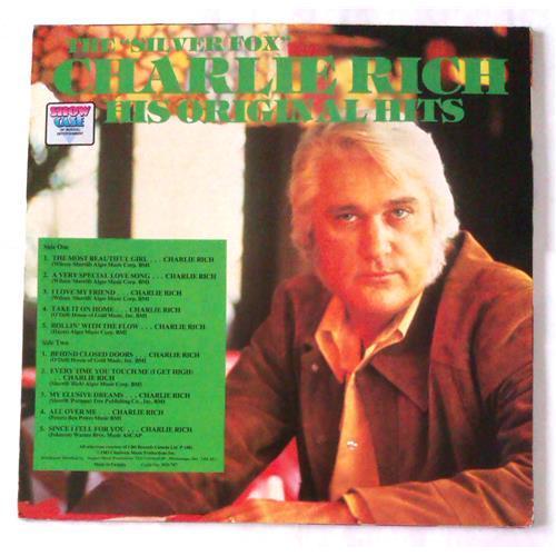 Картинка  Виниловые пластинки  Charlie Rich – His Original Hits / HO 707 в  Vinyl Play магазин LP и CD   06046 1