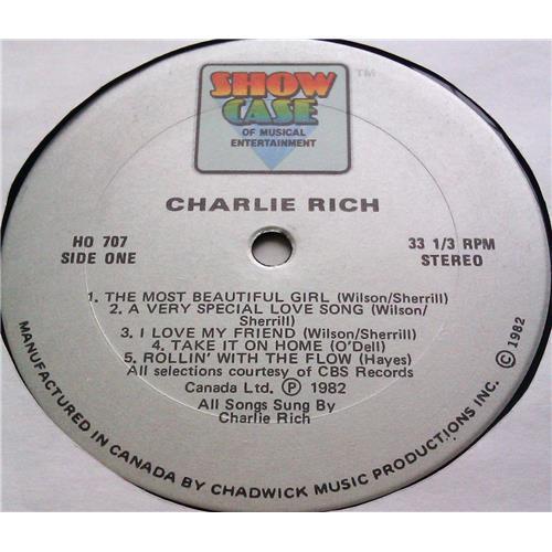Картинка  Виниловые пластинки  Charlie Rich – His Original Hits / HO 707 в  Vinyl Play магазин LP и CD   06046 2