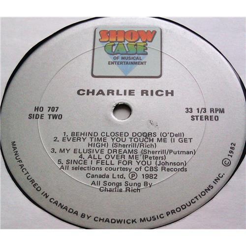 Картинка  Виниловые пластинки  Charlie Rich – His Original Hits / HO 707 в  Vinyl Play магазин LP и CD   06046 3