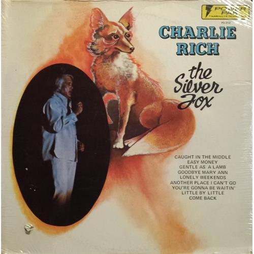 Виниловые пластинки  Charlie Rich – The Silver Fox / PO 252 в Vinyl Play магазин LP и CD  02781