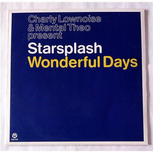 Виниловые пластинки  Charly Lownoise & Mental Theo Present Starsplash – Wonderful Days / K191 в Vinyl Play магазин LP и CD  07137