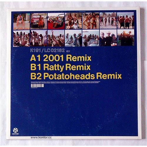 Картинка  Виниловые пластинки  Charly Lownoise & Mental Theo Present Starsplash – Wonderful Days / K191 в  Vinyl Play магазин LP и CD   07137 1