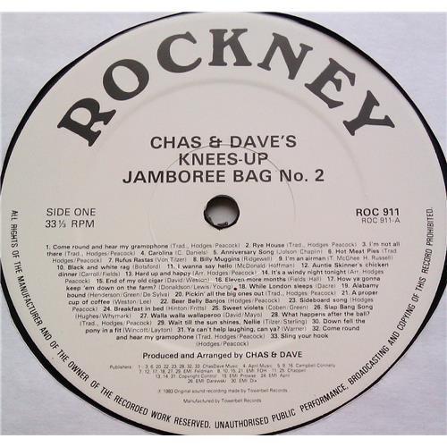 Картинка  Виниловые пластинки  Chas And Dave – Chas'N'Daves Knees Up / ROC 911 в  Vinyl Play магазин LP и CD   06470 4