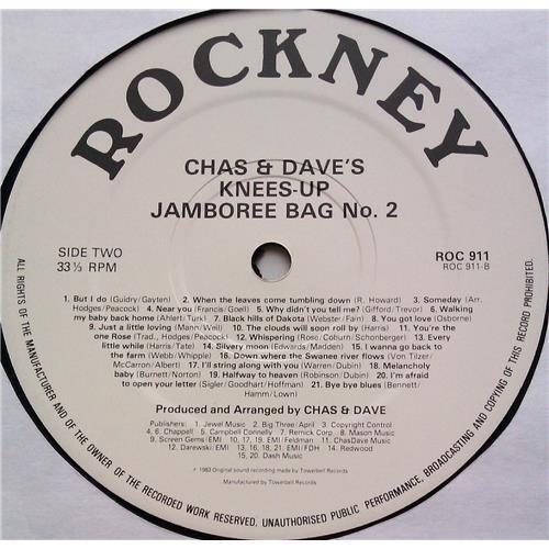 Картинка  Виниловые пластинки  Chas And Dave – Chas'N'Daves Knees Up / ROC 911 в  Vinyl Play магазин LP и CD   06470 5