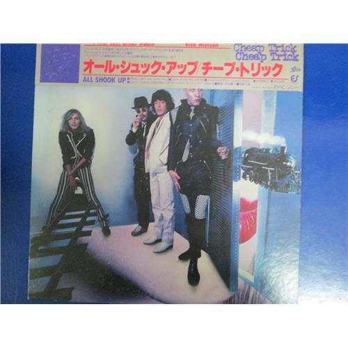 Виниловые пластинки  Cheap Trick – All Shook Up / 25·3P-240 в Vinyl Play магазин LP и CD  00652
