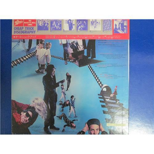 Картинка  Виниловые пластинки  Cheap Trick – All Shook Up / 25·3P-240 в  Vinyl Play магазин LP и CD   00652 1
