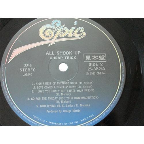 Картинка  Виниловые пластинки  Cheap Trick – All Shook Up / 25·3P-240 в  Vinyl Play магазин LP и CD   00652 5