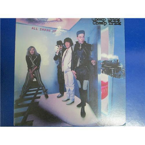 Виниловые пластинки  Cheap Trick – All Shook Up / 25·3P-240 в Vinyl Play магазин LP и CD  00976