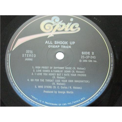 Картинка  Виниловые пластинки  Cheap Trick – All Shook Up / 25·3P-240 в  Vinyl Play магазин LP и CD   00976 5