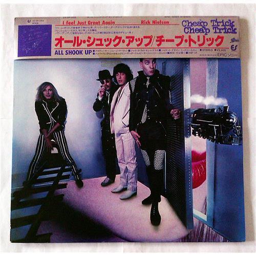 Виниловые пластинки  Cheap Trick – All Shook Up / 25·3P-240 в Vinyl Play магазин LP и CD  07227