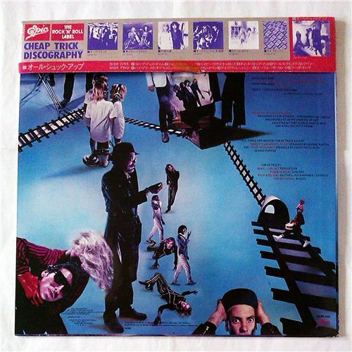 Картинка  Виниловые пластинки  Cheap Trick – All Shook Up / 25·3P-240 в  Vinyl Play магазин LP и CD   07227 1