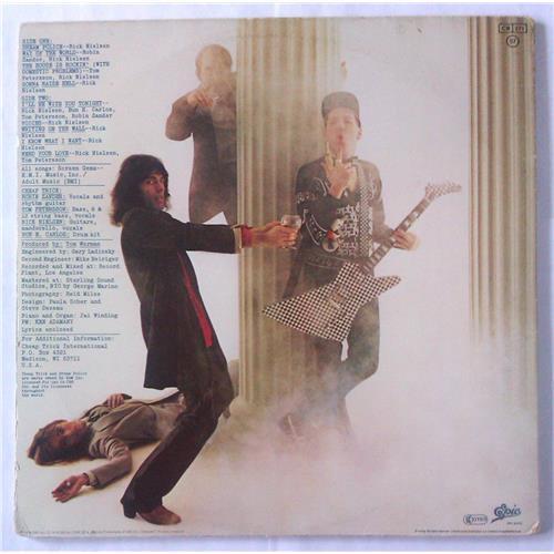 Картинка  Виниловые пластинки  Cheap Trick – Dream Police / EPC 83522 в  Vinyl Play магазин LP и CD   04893 3