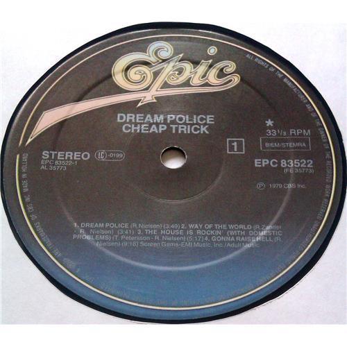 Картинка  Виниловые пластинки  Cheap Trick – Dream Police / EPC 83522 в  Vinyl Play магазин LP и CD   04893 6