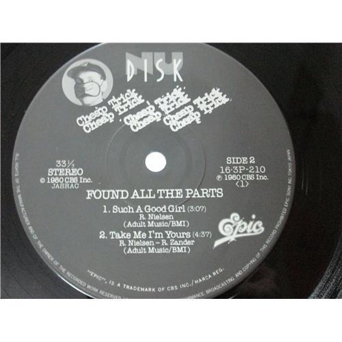 Картинка  Виниловые пластинки  Cheap Trick – Found All The Parts / 16.3P-210 в  Vinyl Play магазин LP и CD   00981 3