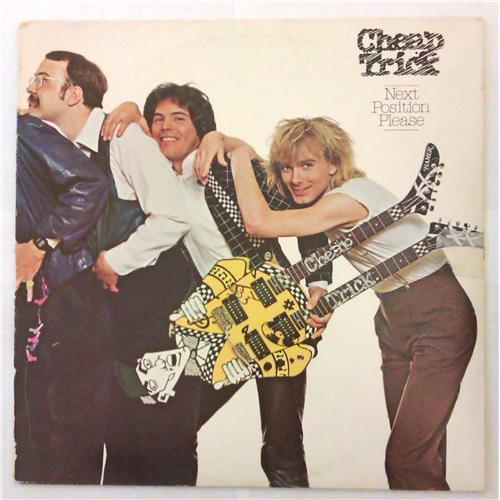 Виниловые пластинки  Cheap Trick – Next Position Please / EPC 25490 в Vinyl Play магазин LP и CD  04788
