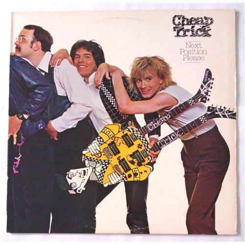 Виниловые пластинки  Cheap Trick – Next Position Please / FE 38794 в Vinyl Play магазин LP и CD  04789