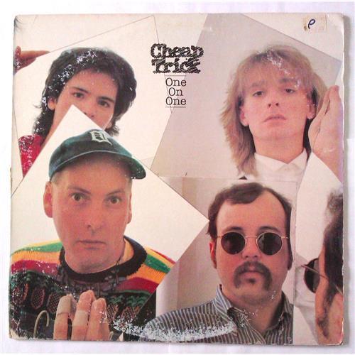 Виниловые пластинки  Cheap Trick – One On One / FE 38021 в Vinyl Play магазин LP и CD  04790