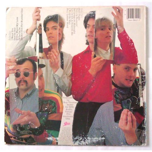 Картинка  Виниловые пластинки  Cheap Trick – One On One / FE 38021 в  Vinyl Play магазин LP и CD   04790 1