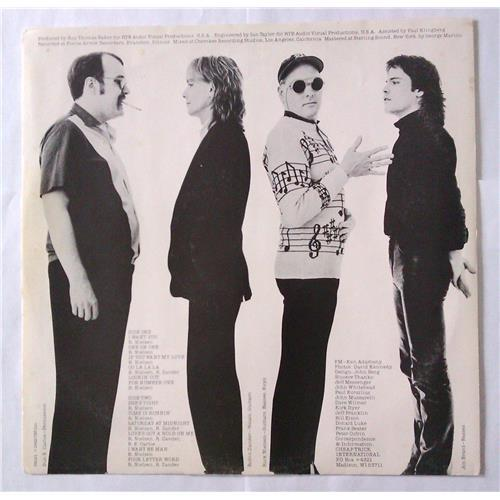 Картинка  Виниловые пластинки  Cheap Trick – One On One / FE 38021 в  Vinyl Play магазин LP и CD   04790 3