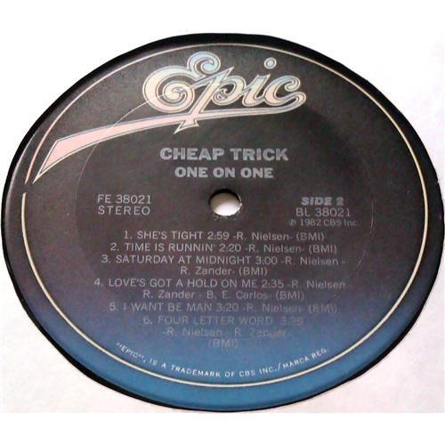 Картинка  Виниловые пластинки  Cheap Trick – One On One / FE 38021 в  Vinyl Play магазин LP и CD   04790 5