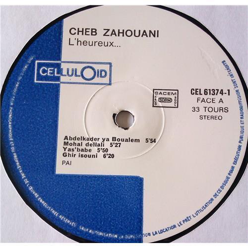 Картинка  Виниловые пластинки  Cheb Zahouani – L'Heureux / 61374-1 в  Vinyl Play магазин LP и CD   06748 2