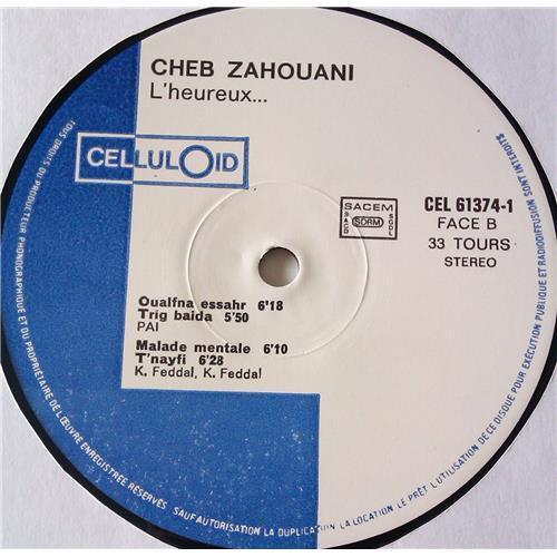 Картинка  Виниловые пластинки  Cheb Zahouani – L'Heureux / 61374-1 в  Vinyl Play магазин LP и CD   06748 3