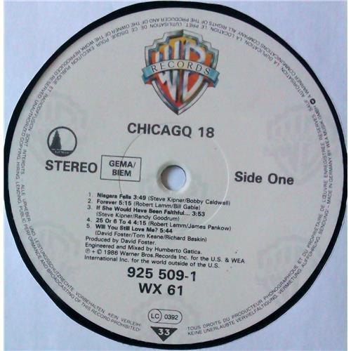 Картинка  Виниловые пластинки  Chicago – Chicago 18 / 925 509-1 в  Vinyl Play магазин LP и CD   04781 4