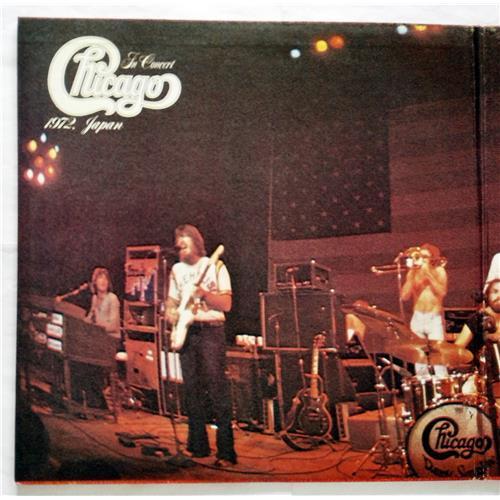 Картинка  Виниловые пластинки  Chicago – Chicago Live In Japan / SOPJ 31-32 XR в  Vinyl Play магазин LP и CD   07604 1