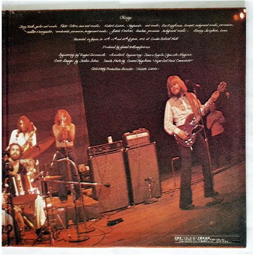 Картинка  Виниловые пластинки  Chicago – Chicago Live In Japan / SOPJ 31-32 XR в  Vinyl Play магазин LP и CD   07604 2