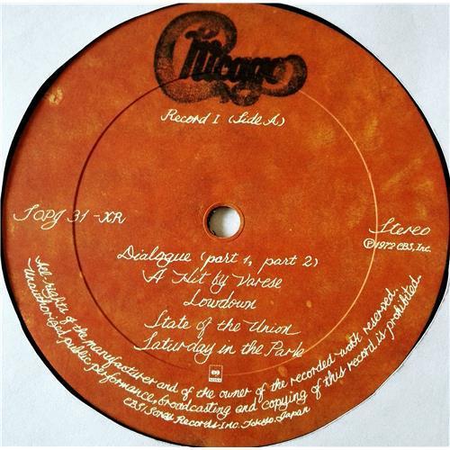 Картинка  Виниловые пластинки  Chicago – Chicago Live In Japan / SOPJ 31-32 XR в  Vinyl Play магазин LP и CD   07604 8