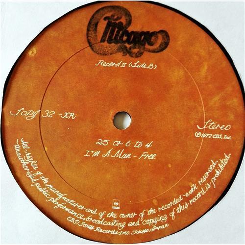 Картинка  Виниловые пластинки  Chicago – Chicago Live In Japan / SOPJ 31-32 XR в  Vinyl Play магазин LP и CD   07604 13