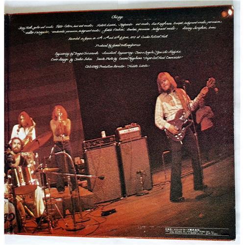 Картинка  Виниловые пластинки  Chicago – Chicago Live In Japan / SOPJ 31-32 XR в  Vinyl Play магазин LP и CD   07730 2