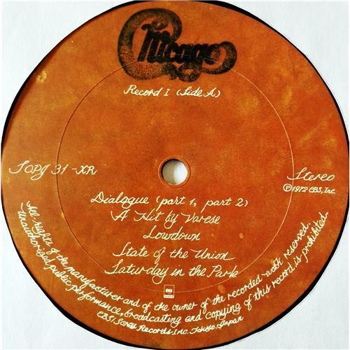 Картинка  Виниловые пластинки  Chicago – Chicago Live In Japan / SOPJ 31-32 XR в  Vinyl Play магазин LP и CD   07730 8