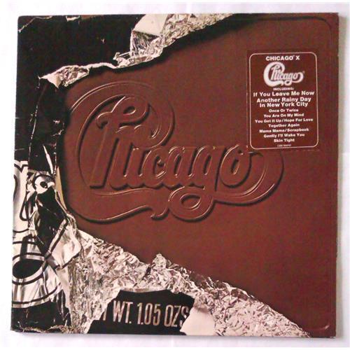 Виниловые пластинки  Chicago – Chicago X / CBS 86010 в Vinyl Play магазин LP и CD  04658