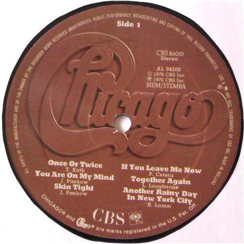 Картинка  Виниловые пластинки  Chicago – Chicago X / CBS 86010 в  Vinyl Play магазин LP и CD   04658 3
