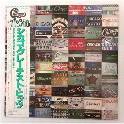 Виниловые пластинки  Chicago – Greatest Hits, Volume II / 25AP 2252 в Vinyl Play магазин LP и CD  04447