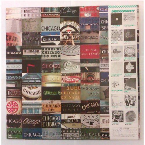 Картинка  Виниловые пластинки  Chicago – Greatest Hits, Volume II / 25AP 2252 в  Vinyl Play магазин LP и CD   04447 1