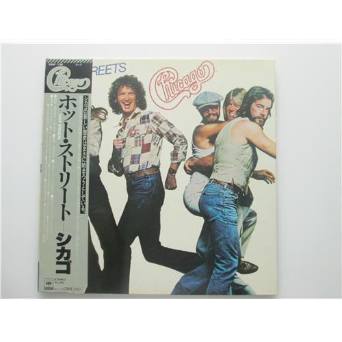 Виниловые пластинки  Chicago – Hot Streets / 25AP 1150 в Vinyl Play магазин LP и CD  03459