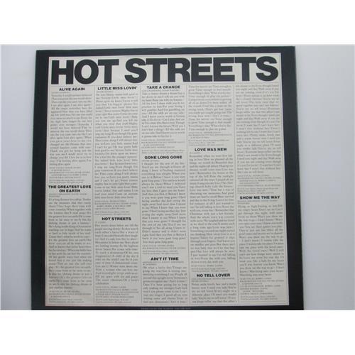 Картинка  Виниловые пластинки  Chicago – Hot Streets / 25AP 1150 в  Vinyl Play магазин LP и CD   03459 7