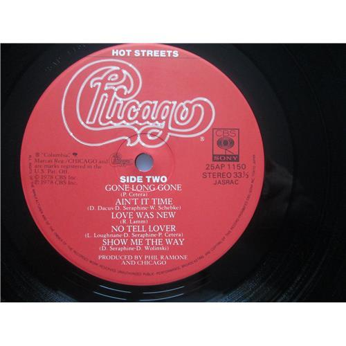 Картинка  Виниловые пластинки  Chicago – Hot Streets / 25AP 1150 в  Vinyl Play магазин LP и CD   03459 9
