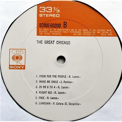 Картинка  Виниловые пластинки  Chicago – The Great Chicago / SONX-60200 в  Vinyl Play магазин LP и CD   07603 7
